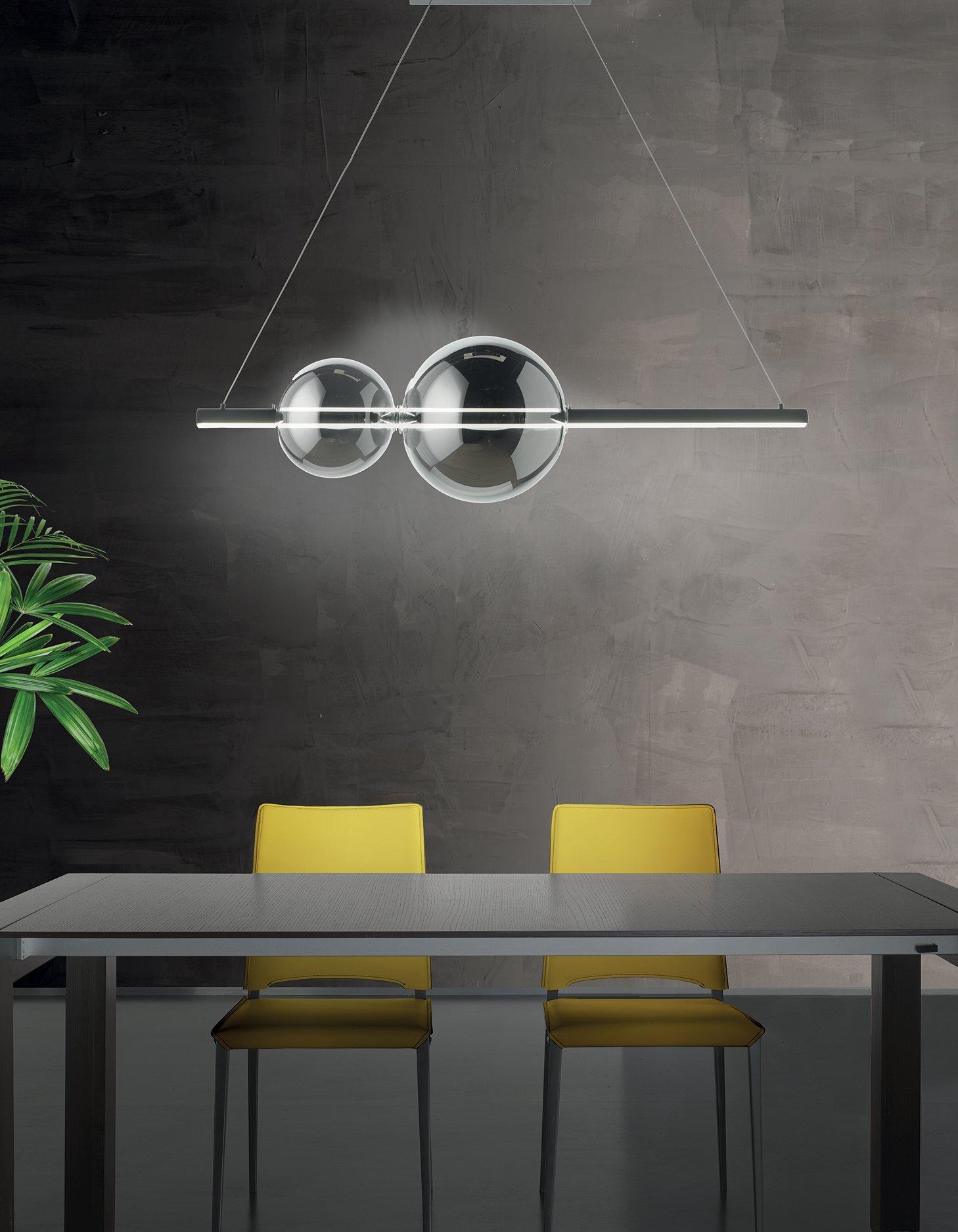 Sospensione a LED Fufi